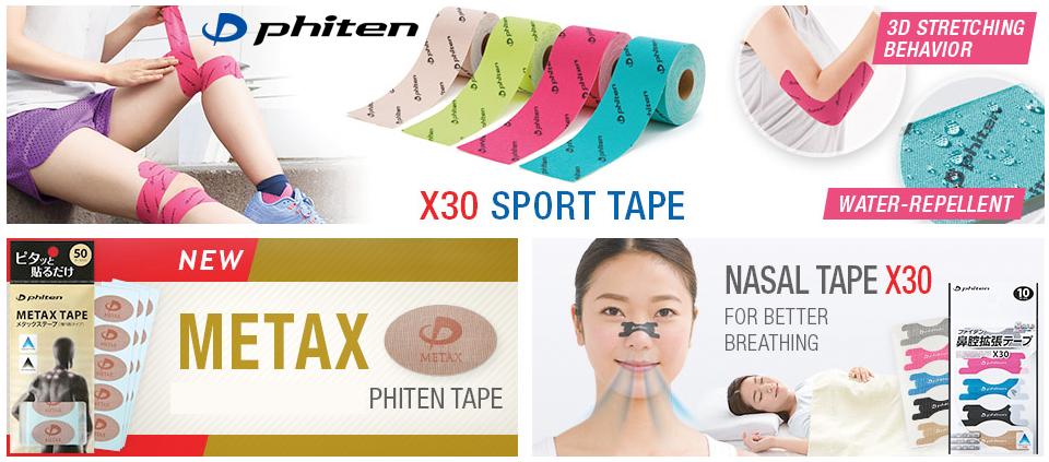 Phiten - Bodycare