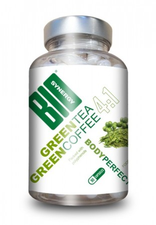 BIO-SYNERGY GREEN TEA & GREEN COFFEE