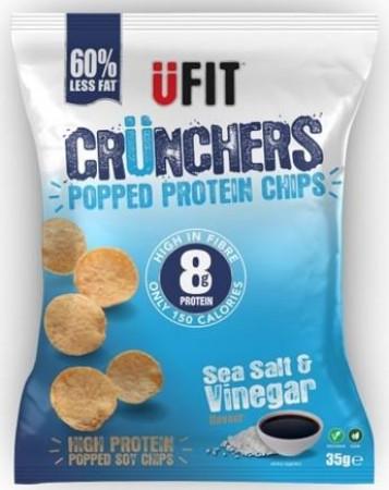 Ufit Crunchers Sea Salt and Vinegar