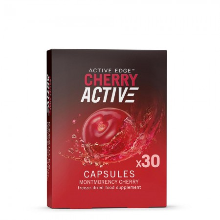 CHERRY ACTIVE CAPSULES 30 & 60 SIZES