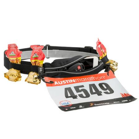 Spibelt Endurance Running Belt with Race Number 2