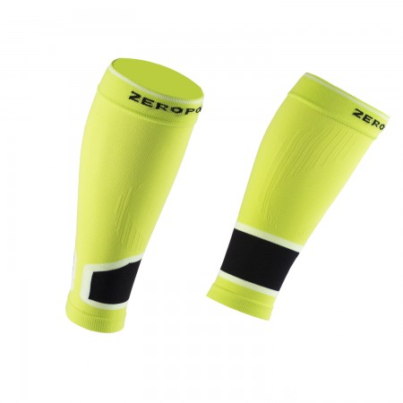 INTENSE 2.0 CALF SLEEVES CHARTREUSE