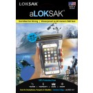 LOKSAK WATER PROOF INNER BAGS - LOKSAK PACK OF 2 NEW DOUBLE ZIPPER DESIGN 4 x 7