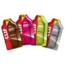 Clif Shot Gel all flavours