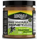 Manuka Sport Raw Manuka Honey 100+ 250g Jar