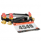 Spibelt Endurance Running Belt with Race Number 2