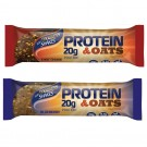 For Goodness Shakes Protein & Oats flapjack 12 x 75g