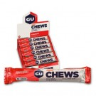 GU ENERGY CHEWS - BOX OF 18 PACKS