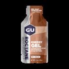 GU ROCTANE GEL (box of 24)  SEA SALT CHOCOLATE - BEST BY 08/2017 - SAVE 30%